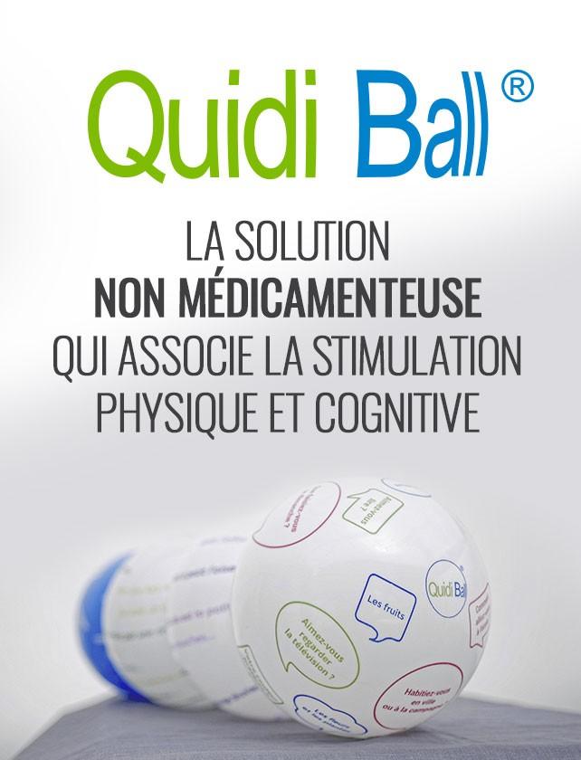 La solution non médicamenteuse qui associe la stimulation physique et cognitive